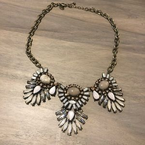 SPRING STREET Statement Necklace
